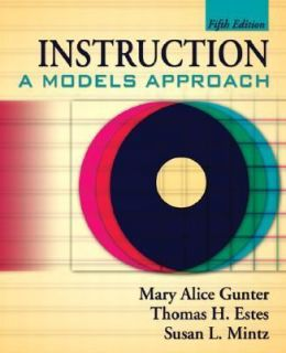 Models Approach by Susan L. Mintz, Mary Alice Gunter and Thomas H
