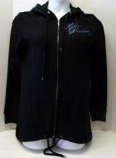 NWT M L 2XL Harley Davidson motorcyle womens hooded zip jacket