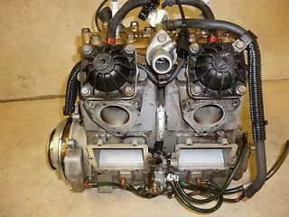 RMK 900 IQ ENGINE MOTOR CRANK CASE CYLINDERS SWITCHBACK FUSION #5635