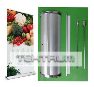 newly listed table top retractable banner stand trade show time