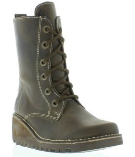oxygen boots genuine nene womens brown boots sizes uk 4 8