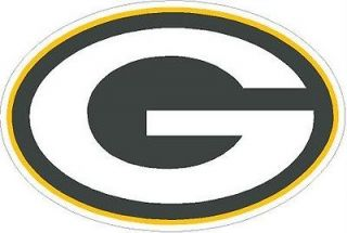 Green Bay Packers Logo Graphic Vinyl Window Decal