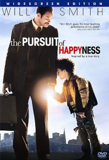 Newly listed The Pursuit of Happyness (DVD, 2007, Widescreen) Will