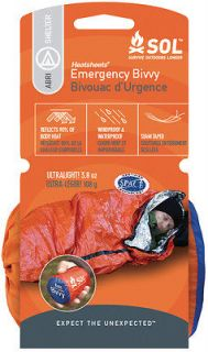 Adventure Medical Kits SOL Emergency Bivvy Emergency Bivy Tent