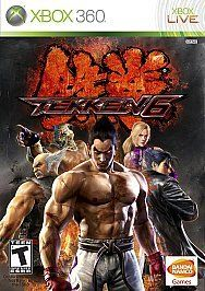 tekken 6 fighting xbox 360 factory sealed new add l