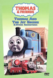 Thomas Friends   Thomas and the Jet Engine DVD, 2009
