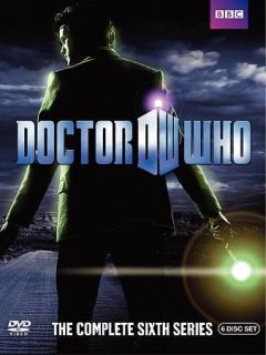 Doctor Who The Complete Sixth Series (DVD, 2011, 6 Disc Set)