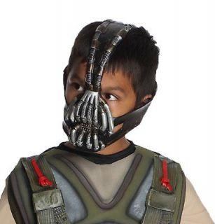 Child GAS MASK BATMAN DARK KNIGHT RISES MASK COSTUME TOM HARDY cosplay