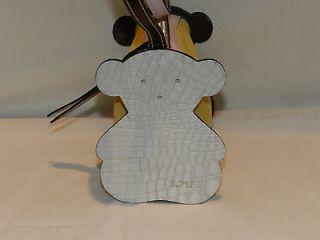 cute tous teddy bear purse