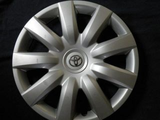 2004 2005 2006 toyota camry 15 oem factory hubcap 497