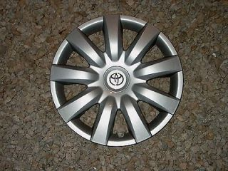TOYOTA CAMRY ORIGINAL FACTORY HUBCAP WHEEL COVER 61136 (Fits: Toyota
