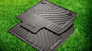 TOYOTA , PRIUS , OEM,ALL WEATHER ,RUBBER FLOOR MATS, 2012, 2013