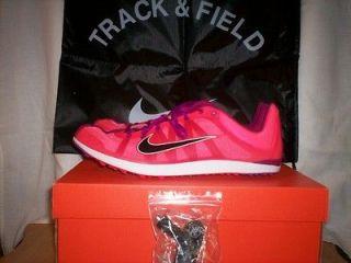 unisex nike zoom victory xc track shoes size 12m 13 5w bnib