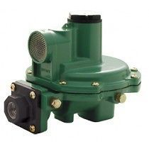 PROPANE GAS REGULATOR FISHER R652 DFF 2ND STAGE LOW PRESSURE (11wc)