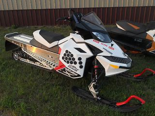 2009 ski doo 600 summit 154 special build time left