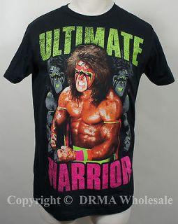 ultimate warrior shirt in Clothing, Shoes & Accessories