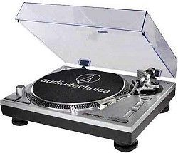 AT LP120 USB DIRECT DRIVE PROFESSIONAL TURNTABLE WITH USB 2 Yr Wr