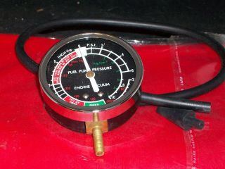 709 cal custom hawk vacuum and fuel pump tester u