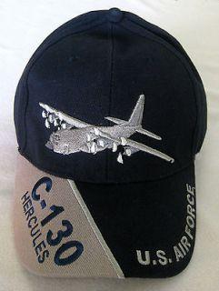 us air force c 130 hercules ball cap new