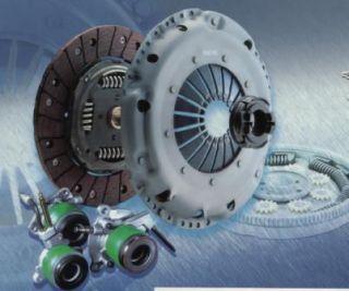 VOLVO C30 C70 S40 2.0 Dual Mass Flywheel, Clutch kit, Slave Cylinder