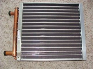 water to air heat exchanger in Heating, Cooling & Air