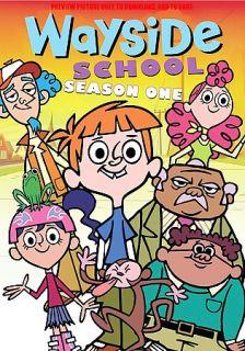 Wayside School   The Complete Season 1 DVD, 2008, 2 Disc Set