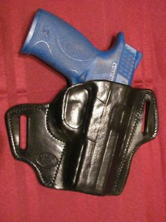 custom made smith wesson m p slide holster time left