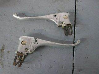 68 SCHWINN COLLEGIATE gold dot brake levers krate sting ray varsity