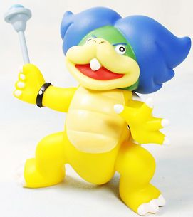 newly listed super mario bros koopalings 3 5 figure toy