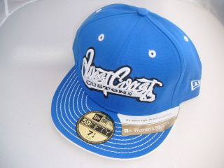 new era cap 5950 west coast customs hat size 7