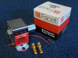 facet 24v electric fuel pump  72 39