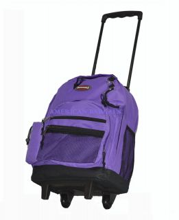 rolling school backpack in Unisex Clothing, Shoes & Accs