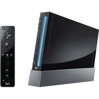 nintendo wii black console ntsc  1 29