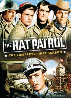 Rat Patrol   The Complete Series DVD, 2008, 7 Disc Set