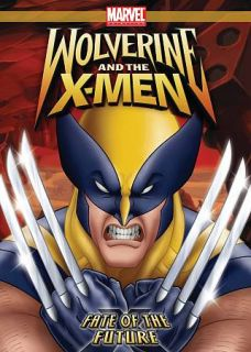 Wolverine and the X Men Fate of the Future DVD, 2010