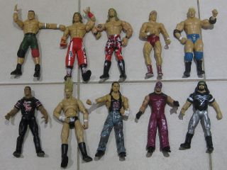 WWE WRESTLING FIGURES (2)   LOADS LISTED   £3 EACH OR 2 FOR £5