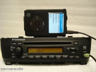 05 06 NISSAN Sentra ROCKFORD FOSGATE Radio CD Player Aux Input CY10B