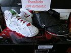 Nike Air Jordan 7/16 VII/XVI Retro GS CDP Pack Hare Black/Red Girl Boy