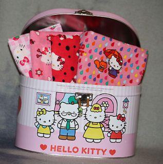 hello kitty metal sewing tin hello kitty fat quarters time
