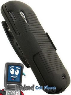 Newly listed BLACK RUBBERIZED CASE + BELT CLIP HOLSTER FOR VERIZON