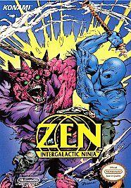 Zen Intergalactic Ninja Nintendo, 1993