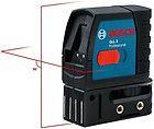 bosch gll2 self leveling cross line laser gll 2 mount