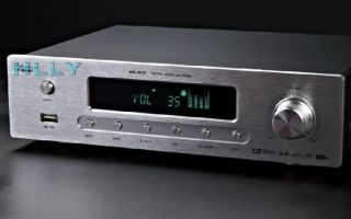 HLLY HIGH END DTS AC3 5.1 DIGIT AUDIO DECODER DAC