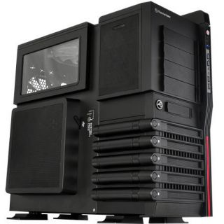Level 10 GT Full Tower Case 3x 200mm Colorshift LED Fans 140mm Fan