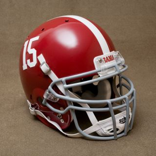 Alabama Crimson Tide Schutt Authentic Football Helmet 15
