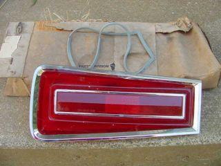 1967 Dodge Coronet 440 Mopar Left Tail Lens Chryco