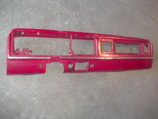 78 79 Ford Truck F100 F150 F250 F350 Ranger Bronco Dash Panel Parting