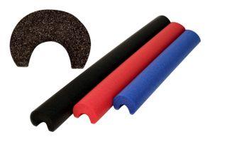Roll Bar Foam Padding Red Pack of 2 Pcs ea 3 ft Long