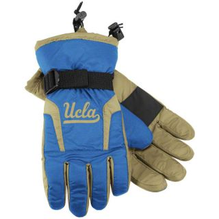 UCLA Bruins Adidas Sideline Football Players Nylon Gloves