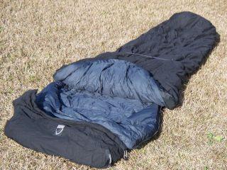Seal Issue Sierra Designs 3D SFC Forty Winks Sleeping Bag Nice
